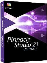 PinnacleStudio21Ultimate- Software De Producción Y Edición De Vídeo, Multilingüe , 1 Licencia