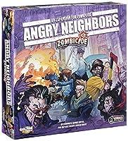 Zombicide Angry Neighbors Game [並行輸入品]