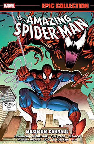 Amazing Spider-Man Epic Collection: Maximum Carnage (Spider-Man: Maximum Carnage) (English Edition)