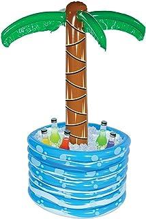 Rhode Island Novelty Luau Party Cooler 48 Inch Palm Tree Fiesta