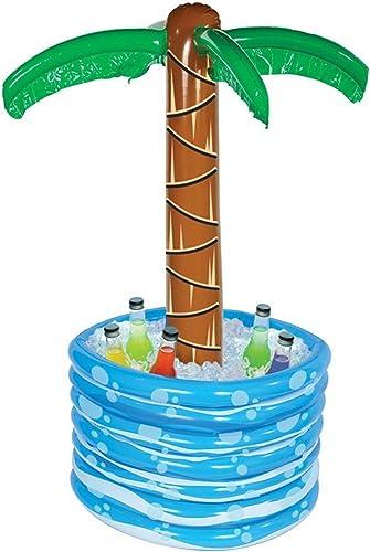100% precio garantizado Luau Party Cooler 48 Palm Tree Fiesta by Rhode Rhode Rhode Island Novelty  Esperando por ti