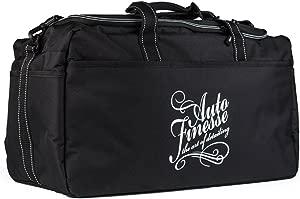 Auto Finesse CRWB Crew Bag Detailers Holdall Bag Empty Strips The Bottom