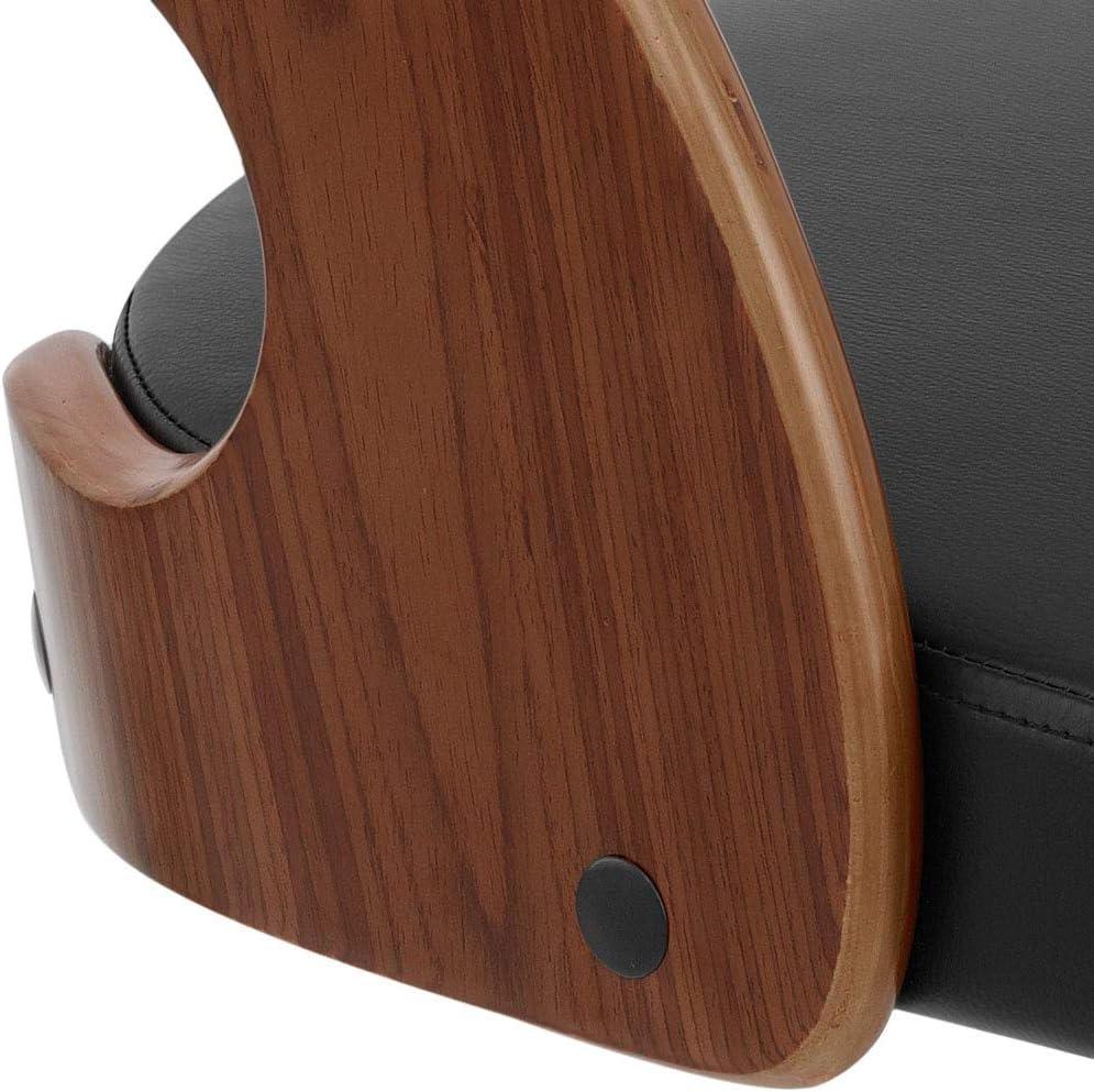 HXF- Tabouret de Bar créatif Mode Ascenseur Chaise pivotante Chaise de Bar Tabouret Haut en Bois Massif Mode Durable (Color : F) A