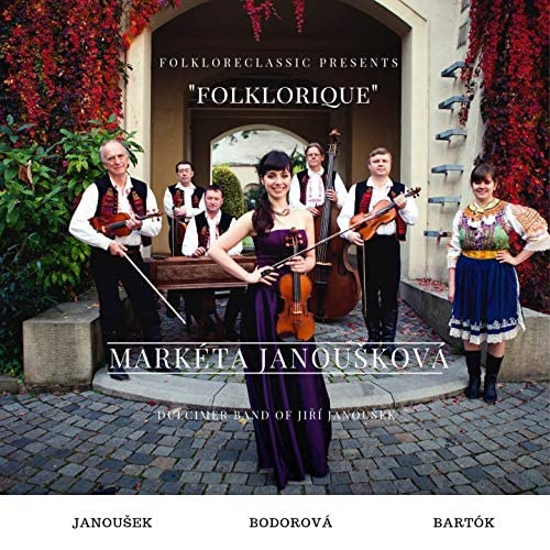 Markéta Janoušková, Cimbálová muzika Jiřího Janouška