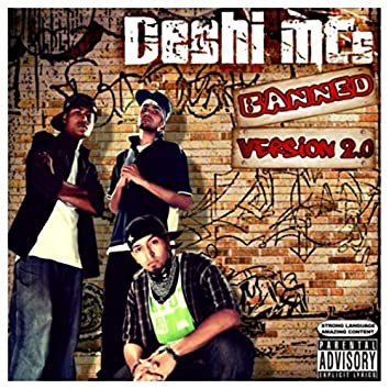 Banned Version 2 - Deshi MCs (recorded)