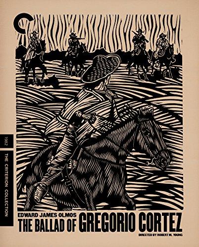 The Ballad of Gregorio Cortez Blu-ray