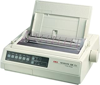 OKI 62411703 MicroLine 321 Turbo Printer - B/W - Dot-Matrix - 240 DPI x 216 DPI