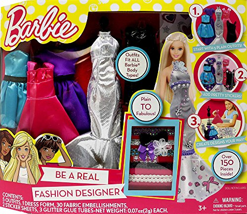 Barbie Diseñadora Be a Fashion