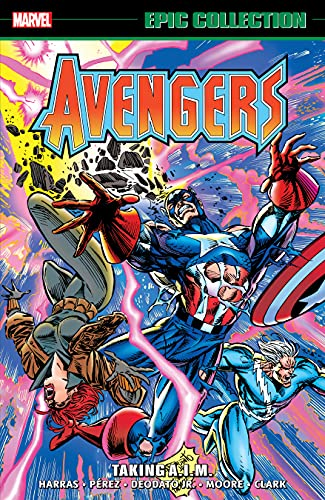 Avengers Epic Collection: Taking A.I.M. (Avengers (1963-1996)) (English Edition)