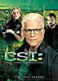 Csi: Crime Scene Investigation - The Final Season [DVD] [Import] -