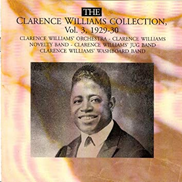 The Clarence Williams Collection Vol. 3 - 1929-1930