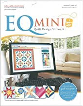 Electric Quilt Company Electric Quilt EQ Mini Software License PC/Mac
