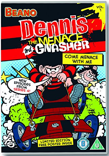 Dennis the Menace and Gnasher Vol. 1 - Come Menace With Me