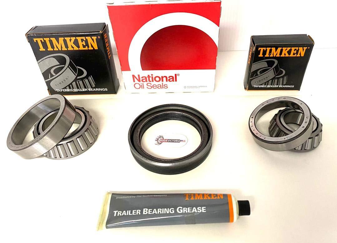 K4-100 8 000 lb.Trailer Bearing Kit TIMK Same Max 50% OFF day shipping 02420 25580 25520 02475