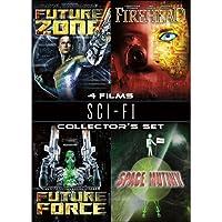 Sci-Fi Collector's 4-Film Set