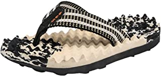 KUNSHOP Massage Flip Flops Men Women Comfortable Athletic Thong Sandals Sports Slipper Footwear Walking Shoes