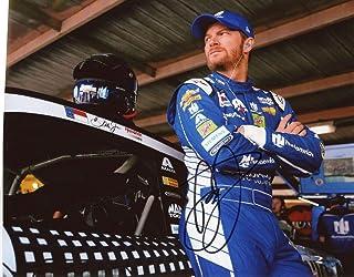 DALE EARNHARDT, JR. - NASCAR Autograph SIGNED 8x10 Photo