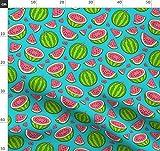 Obst, Frühling, Sommer, Picknick, Wassermelone, Essen,