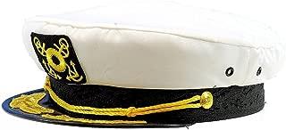 Dorfman Pacific Co. Men's Yacht Cap
