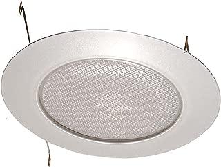 6 Inches Albalite Lens Shower Trim for Recessed Light/Lighting