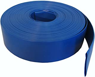 Heavy Duty Deluxe 2'' Backwater Hose for Swimming Pools - 200ft Long