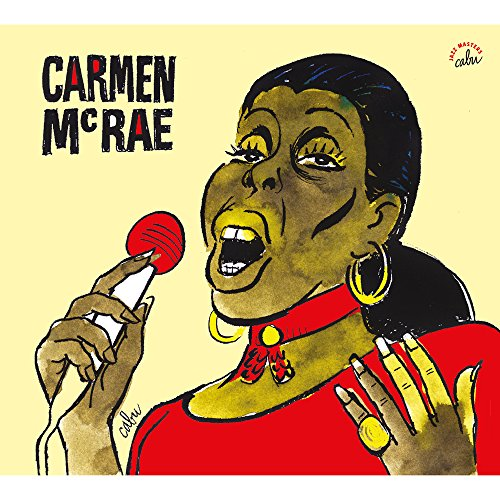 Anthologie Cabu : Carmen Mac Rae
