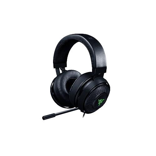 Razer Kraken 7.1 V2 - Auriculares para Gaming (USB, Sonido Envolvente Virtual de 7.1