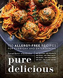 pure delicious cookbook for entertaining