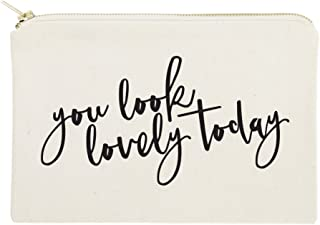 you look lovely today makeup bag