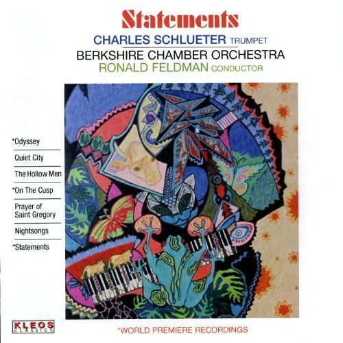 Charles Schlueter, Berkshire Chamber Orchestra, Ronald Feldman