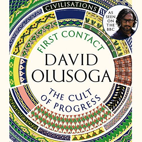 First Contact/The Cult of Progress audiobook cover art
