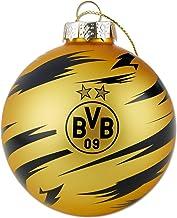Borussia Dortmund Unisex – Erwachsene BVB-Christbaumkugel