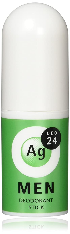 火山学非アクティブ求めるエージーデオ24 メンズ デオドラントスティック スタイリッシュシトラスの香り 20g (医薬部外品)