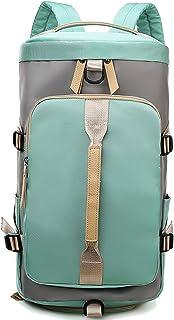 Yarratech Multifunctional Bag for Women, With Single Shoulder Double Shoulder Independent Shoe Position Waterproof Bag for...