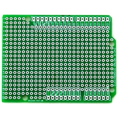 Prototype PCB Protoshield DIY UNO R3 Mega 1280 2560 328 Shield Board For Arduino