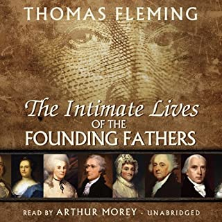 The Intimate Lives of the Founding Fathers cover art
