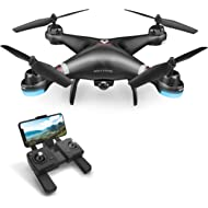 Holy Stone HS110G GPS FPV Drone with 1080P HD Live Video Camera for Adults and Kids, RC...