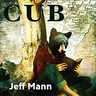 Cub audiobook cover art