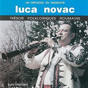 Luca Novac Taragot (Trésor Folkloriques Roumains)