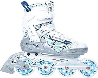 rollerblade 直排轮滑直排轮滑 abec 5tempish 级女用4–7