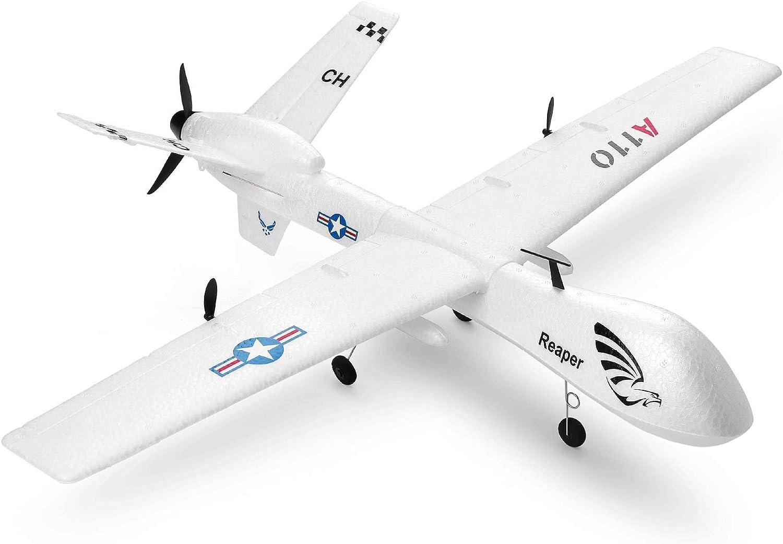 ventas en linea RC Aviones RC Glider Airplane Drone MQ-9 565mm Envergadura 5CH 5CH 5CH 3D 6G Modo EPO Fly Wing Aircraft ala Fija Avión RTR Control de Planeador Avión PNP RC Aircraft Drone Modelo Juguetes al Aire Libre  Envio gratis en todas las ordenes