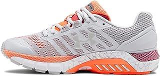 Under Armour HOVR Guardian Womens Road Running Shoes, Grey (Halo Gray/Pink Quartz), 39 EU