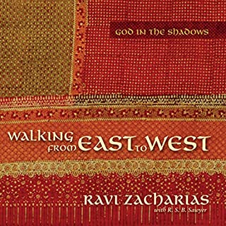 Walking from East to West cover art
