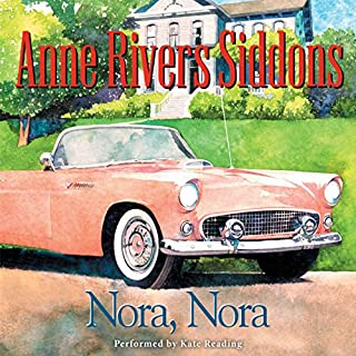 Nora, Nora audiobook cover art