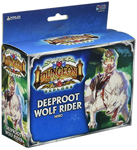 Super Dungeon Explore V2 - Deeproot Wolf Rider - English