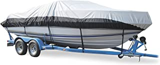Taylor Made Products 70906 Boat Guard Eclipse Trailerable Boat Cover,  19-21-Feet x 102-Inch Beam for Vhull Runabout