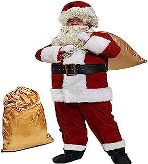 santa claus suit accessories