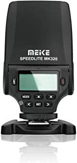 MEIKE MK-320F Speedlite TTL Master Flash for Fujifilm Camera X-M1 X-T1 X-Pro1 X-A1 X-A2 X-E1 X-E2 X30 X100T X100S S1 SL100...