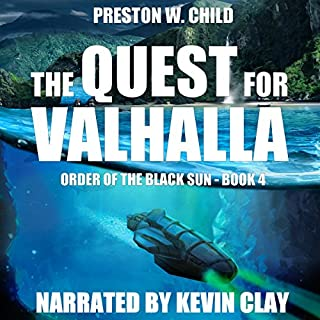 Couverture de The Quest for Valhalla