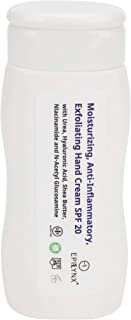 EpiLynx Hand Cream With SPF 20 - Hyaluronic Acid and Shea Butter - Moisturizes and Protects Your Hands - Gluten Free Parab...